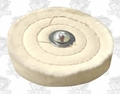 "Enkay 156-H 6"" Extra-Heavy Buffing Wheel"