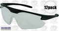 ERB 16700 12pk Point Clear Safety Glasses
