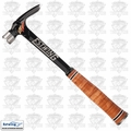 Estwing E15S 15oz Ultra Series Leather Grip Smooth Face Framing Hammer