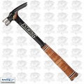 Estwing E15SR 15oz Ultra Leather Grip Smooth Face Short Framing Hammer