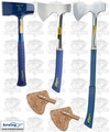 Estwing E3-FF4 E44A E45A Wood Splitting Kit