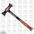 Estwing EDBA 38 oz. Black Eagle Double Bit Axe with Leather Grip