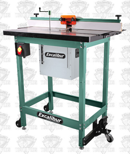 excalibur router table 40-200c 2