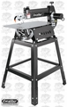 "Excalibur EX-21K 21"" Tilting Body Scroll Saw WITH Stand and Foot Switch"