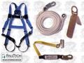 FallTech 7595A Roofer's Bucket Safety Kit