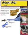 Fast Cap GRIP All Purpose Grizzly Grip Tarp Grip