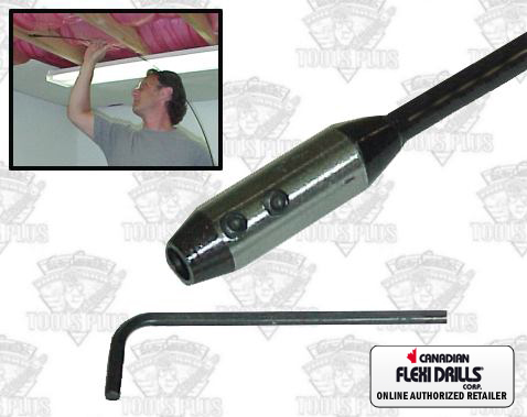 Images for flexible long drill bit