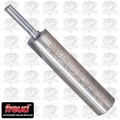 Freud 04-098 Solid Carbide Double Flute Straight Router Bit