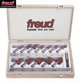 Freud 91-100 13pc Router Bit Set