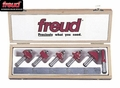 Freud 91-104 Profile Bit Set