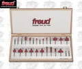 Freud 92-100 Router Bit Set