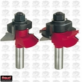 Freud 99-191 V Panel Router Bit Set