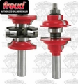 Freud 99-267 Entry And Interior Door Router Bit Set