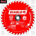 Freud D0436X Diablo Cordless Trim Saw Blade