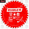 Freud D0536X Diablo Cordless Trim Saw Blade