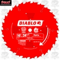 Freud D1024X Diablo Ripping / Framing Blade