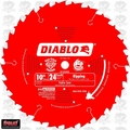 "Freud D1024X 10"" x 24 Tooth Diablo Ripping / Framing Blade"