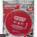 "Freud D1050CF 10"" Diablo Steel Demon Cerment II Carbide Metal Cutting Blade"