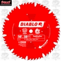 "Freud D1050X 10"" x 50 Tooth Diablo Combination Blade"