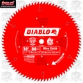 Freud D1080X Diablo Ultra Finish Blade
