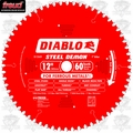 Freud D1260F Diablo Steel Demon Ferrous Metal Blade