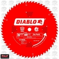 "Freud D1660X 16-5/16"" x 60 Tooth Diablo Beam Cutting Blade Kit OB"