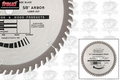 Freud LU73M010 ATB Carbide Cabinet Maker Circular Saw Blade