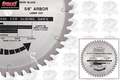 "Freud LU91M008 8-1/2"" x 48T ATB Carbide Sliding Miter Saw Blade"