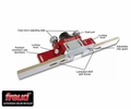 Freud SH-5 Professional Micro-Adjustable Router Table Fence
