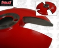 "Freud UC-209 3/4"" Stock Raised Panel Shaper Cutter"