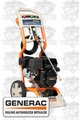 Generac 5987 (Gas-Cold Water) Pressure Washer