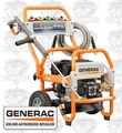 Generac 5993 (Gas-Cold Water) Pressure Washer Commercial