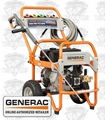 Generac 5997 (Gas-Cold Water) Pressure Washer Commercial