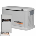 Generac 6244 Generator + 200a Switch + Alum Enclosure