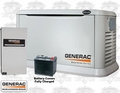 Generac 6244 Standby Generator + 200a Nema 3R Switch + Battery