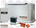 Generac 6244 Generator + Switch + Battery + Cold Weather Kit