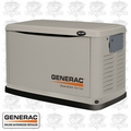 Generac 6245 8,000/7,000 Watt Air Cooled Standby Generator