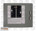 Generac 6378 Manual Transfer Switch (120/240V 10-Circuit) Indoor