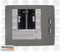 Generac 6380 PowerStay Generator Transfer Switch 50 Amp 12 Circuit