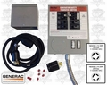 Generac 6408 Generator Power Transfer Switch Kit 20-Amp 6-10 Circuit