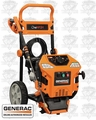 Generac 6412 OneWash (gas cold water) Power Washer 4-in-1 2k-3k PSI