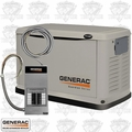 Generac 6437 11,000/10,000 Watt Air Cooled Standby Generator