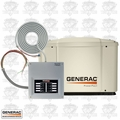 Generac 6518 Generac PowerPact 7kW Home Standby Generator System