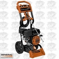 Generac 6596 2800 PSI (Gas-Cold Water) Pressure Washer