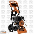 Generac 6598 3100 PSI (Gas-Cold Water) Pressure Washer