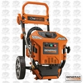 Generac 6602 4-in-1 OneWash Power Washer 2000-3100 PSI 2.8 GPM