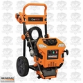 Generac 6602 OneWash (gas cold water) Power Washer 4-in-1 2k-3k PSI