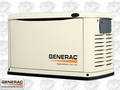 Generac 6730 Air Cooled Standby Generator w/ Bisque Steel Enc