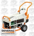 Generac LP3250 LP Powered Portable Generator