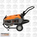 Generac 6001 5500 Watt LP Powered Portable Generator